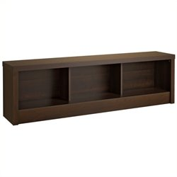 Pemberly Row Storage Bench in Espresso