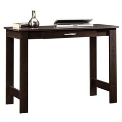 Pemberly Row Writing Table in Cinnamon Cherry Finish