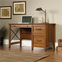 Pemberly Row Desk in Washington Cherry