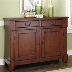 Pemberly Row Buffet in Rustic Cherry