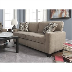Pemberly Row Sofa in Flagstone Beige