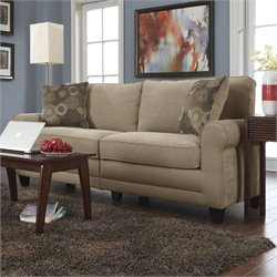 Pemberly Row Sofa in Marzipan
