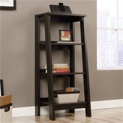 Pemberly Row Bookcase in Jamocha Wood