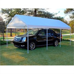 Pemberly Row 10' x 20' Canopy in White
