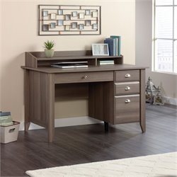 Pemberly Row Computer Desk in Diamond Ash
