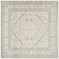 Pemberly Row Ivory Area Rug - Square 8'