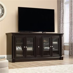Pemberly Row TV Stand in Wind Oak