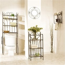 Pemberly Row 3 Piece Bath Set