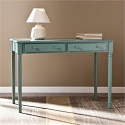 Pemberly Row 2 Drawer Writing Desk