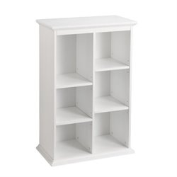 Pemberly Row Shelf in White