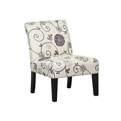 Pemberly Row Accent Chair in Cream