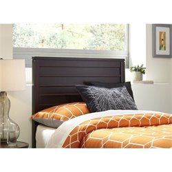 Pemberly Row Headboard in Espresso
