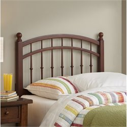 Pemberly Row Headboard in Merlot