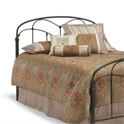 Pemberly Row Panel Headboard in Hazelnut