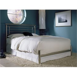 Pemberly Row Contemporary Metal Bed