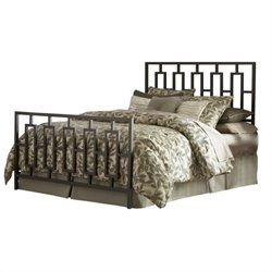 Pemberly Row Metal Bed