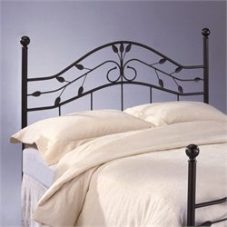 Pemberly Row Spindle Headboard in Bronze
