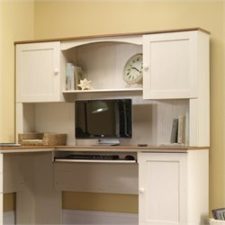 Pemberly Row Hutch in Antiqued White