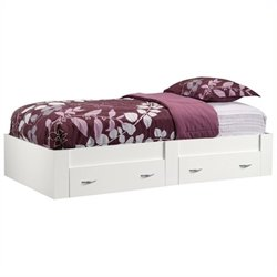 Pemberly Row Twin Platform Bed