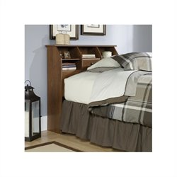 Pemberly Row Twin Bookcase Headboard