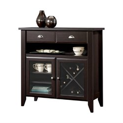 Pemberly Row Sideboard in Jamocha Wood