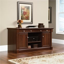 Pemberly Row Computer Desk in Cherry