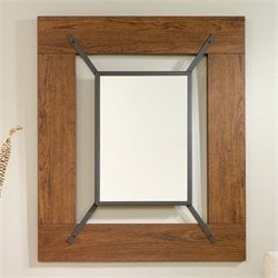 Pemberly Row Mirror in Washington Cherry