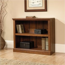Pemberly Row 2 Shelf Bookcase in Washington Cherry