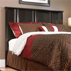 Pemberly Row Full Queen Panel Headboard in Oak