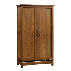 Pemberly Row Wardrobe in Milled Cherry