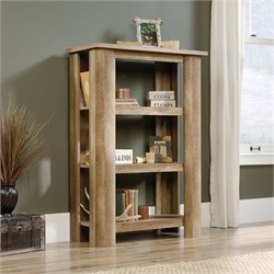 Pemberly Row Bookcase in Craftsman Oak (2)