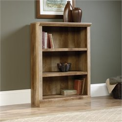 Pemberly Row Bookcase in Craftsman Oak (1)