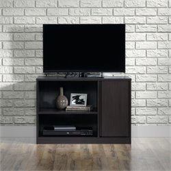 Pemberly Row TV Stand in Carbon Ash