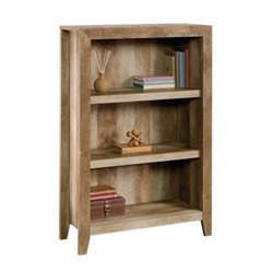 Pemberly Row Bookcase in Craftsman Oak (5)