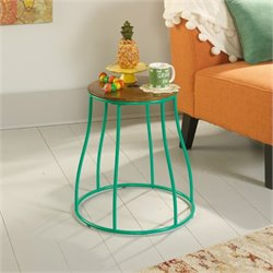 Pemberly Row End Table (D)