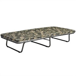 Pemberly Row Folding Cot in Camouflage