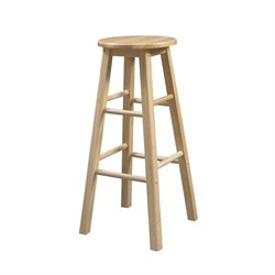 MER-991 Round Seat Natural Height