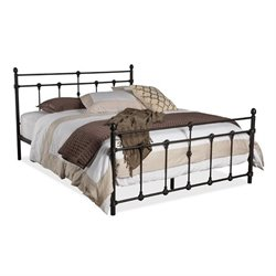 MER-992 Metal Spindle Bed in Dark Bronze 3