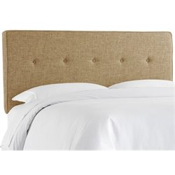 MER-1396 Upholstered Panel Headboard in Zuma