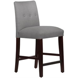 MER-1396 Bar Stool in Gray
