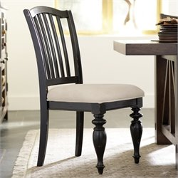 Beaumont Lane Dining Chairin Distressed Black