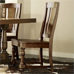 Beaumont Lane Dining Chair in Antique Ginger