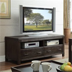 Beaumont Lane 60 Inch TV Console in Warm Cocoa