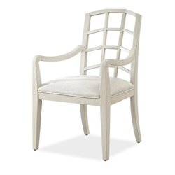 Beaumont Lane Arm Chair in Canvas