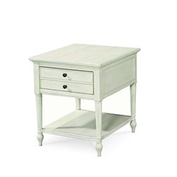 Beaumont Lane End Table in Cotton