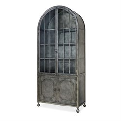 Beaumont Lane Display Curio Cabinet in Bannister