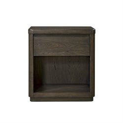 Beaumont Lane Nightstand in Graphite