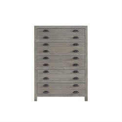 Beaumont Lane 5 Drawer Chest in Graystone