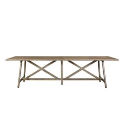 Beaumont Lane Dining Table in Khaki