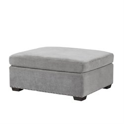 MER-1372 Curated Haven Upholstered Ottoman